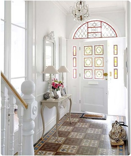 Make An Entrance - Big Ideas For A Small Space