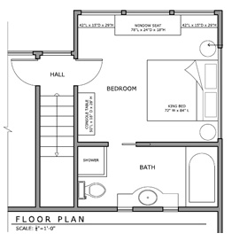 Floor plan emerald interiors blog for Scale room planner