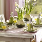 More Easter Decorating Idea's
