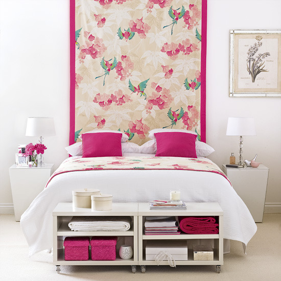 Pink and white bedroom emerald interiors blog for Best interior design blogs 2012