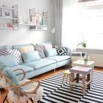 Pretty Pastel Interiors