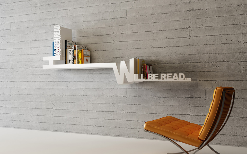 15 Creative Bookshelves For Your Home