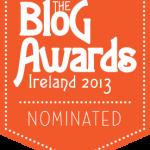 The Blog Awards Ireland 2013