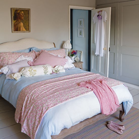 Shabby Chic Bedroom Ideas: Emerald Interiors Blog