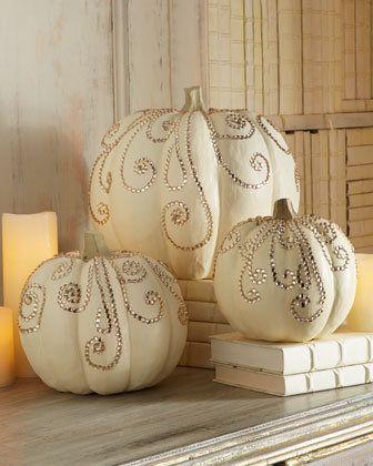 Jewelled Pumpkin