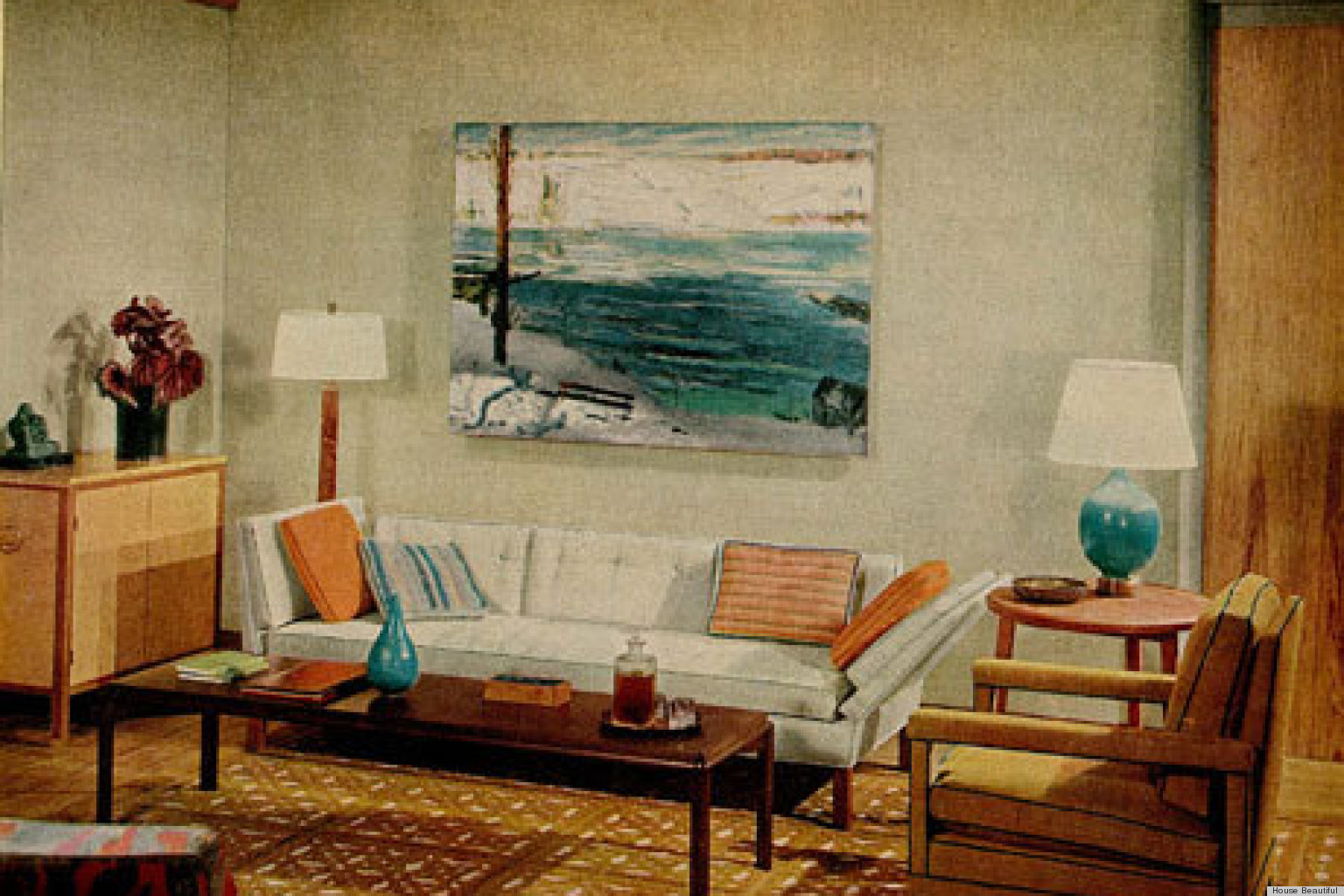 o 1960s interiors facebook emerald interiors blog