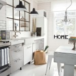 Room Inspiration: Industrial Kitchens