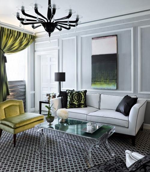 Modern Home Decor Blog: Guest Post: Modernly Modern Living Rooms