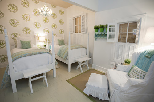 7 Inspiring Kid Room Color Options For Your Little Ones: 18 Shared Bedroom Idea's For Kids