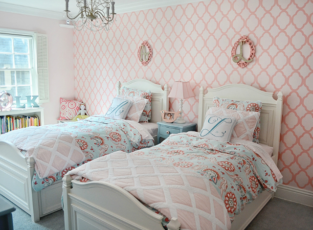 18 shared bedroom idea s for kids emerald interiors blog - Girls shared room ideas ...