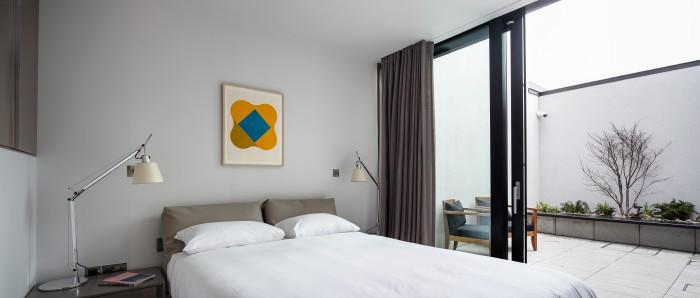 One Percy Lane Bedroom