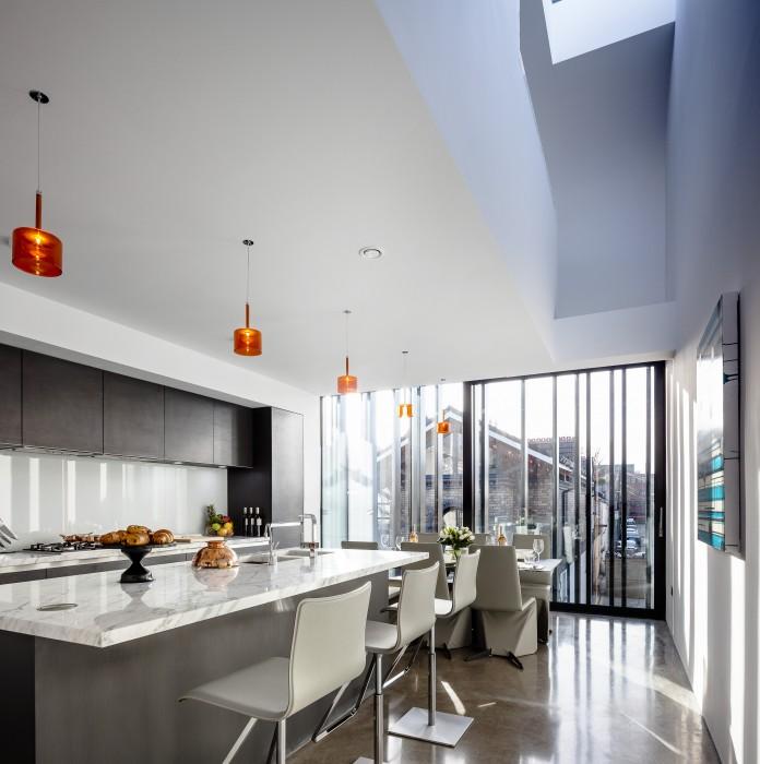 One Percy Lane Kitchen
