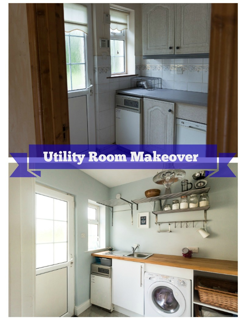 Live Lagom Progress Report and Laundry Room Reveal