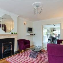 Castleknock Residence - Living Room