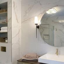 Emerald Interior Design bathroom detail