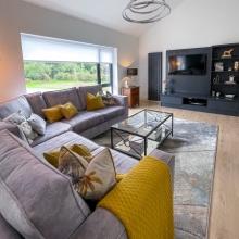 Emerald Interior Design living room