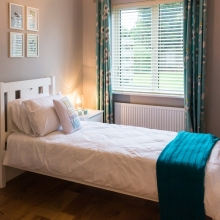 Castleknock Apartment - Girls bedroom