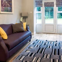 Castleknock Apartment - Living Room