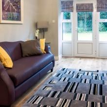 Castleknock Apartment - Living Room